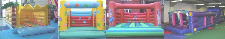 Bouncy Castle & Inflatable PIPA & RPII Testing in Devon